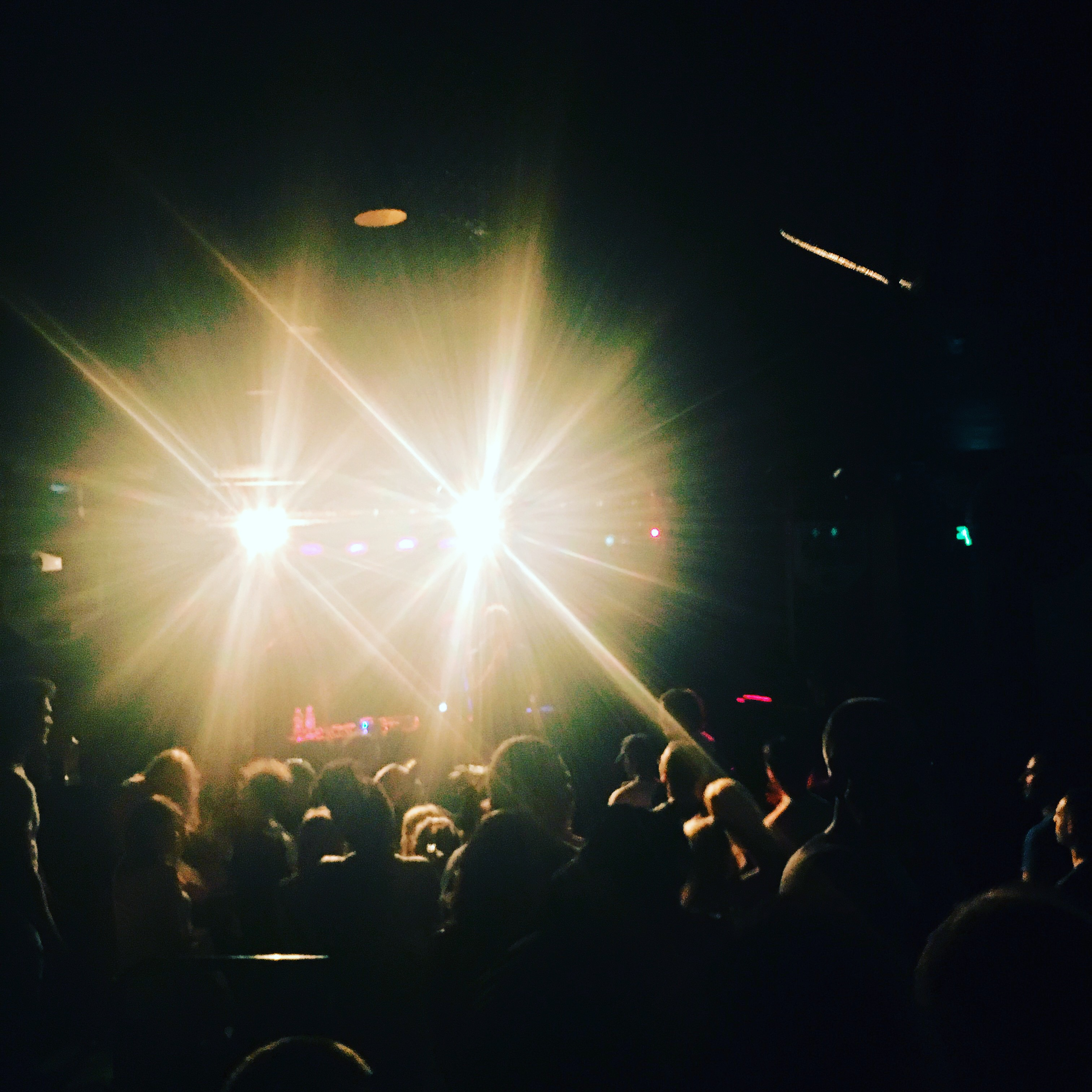 GAIKA live på Rust Natklub