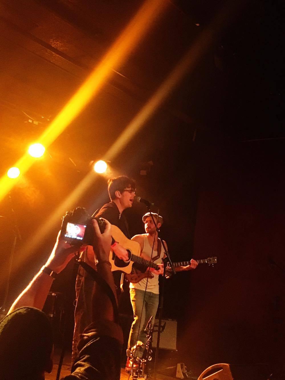 Albin Lee Meldau live i Lille Vega 2016